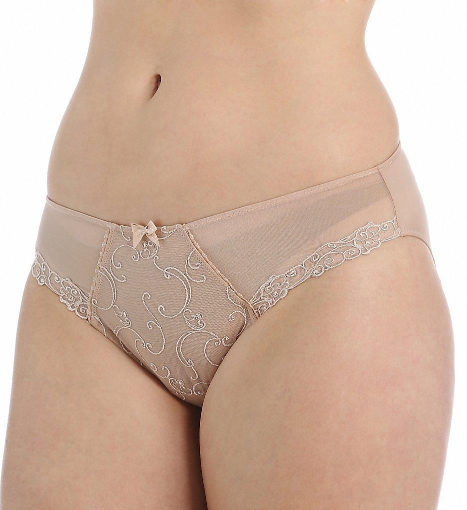 Lise Charmel - Lise Charmel BCA0233 Eprise Personal Beauty Fancy Brief Panty (Nude S)