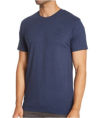 Lucky Cotton Stretch Crew Neck T-Shirt