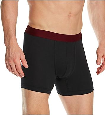 Lucky Cotton Modal Boxer Briefs - 3 Pack