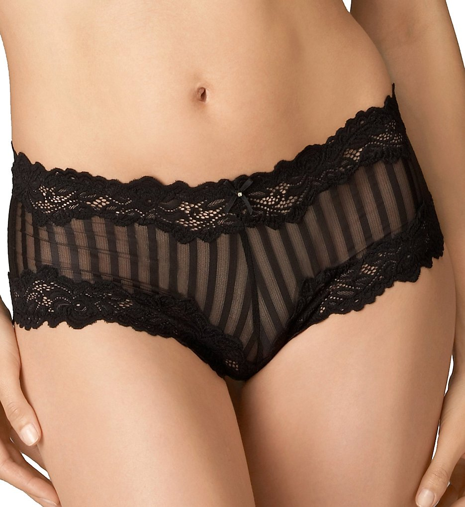Lunaire 15232 Whimsy Barbados Lace Boyshort Panty