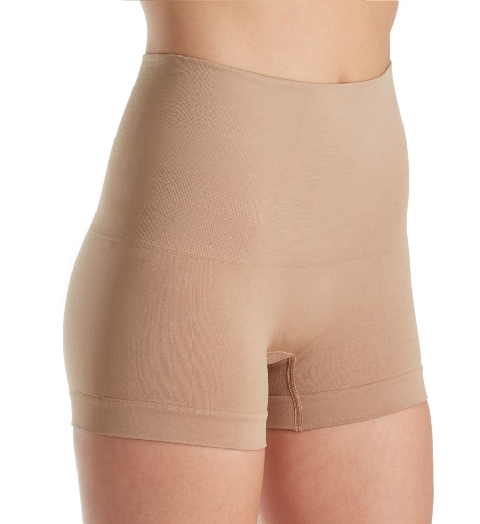 Lunaire Seamless High Waist Boy Leg Panty