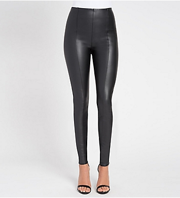 Lysse Leggings High Waist Vegan Leather Legging