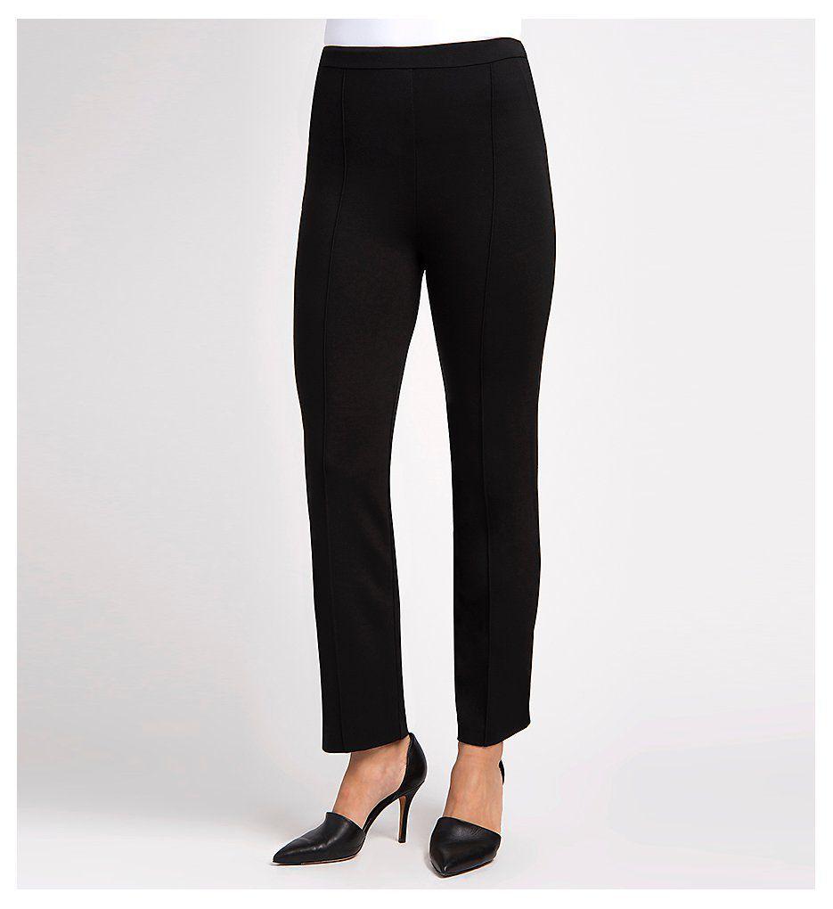 Lysse Leggings Ponte Crop Trouser