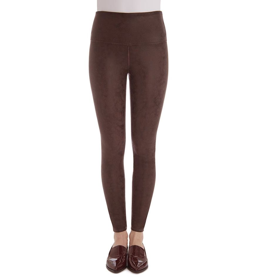 Lysse Leggings Vegan Leather Shaping Legging