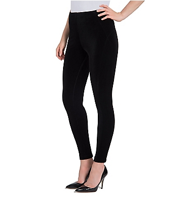 Lysse Leggings Ella Velvet Legging with Seaming