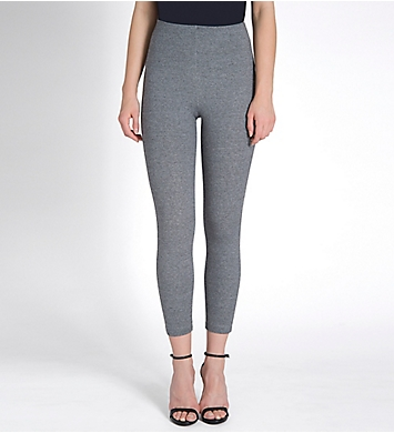 Lysse Leggings High Waist Back Zip Crop Pant
