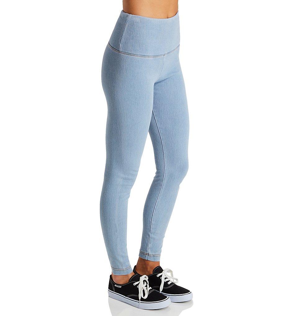 3f5e91b37 Lysse Leggings Slimming Denim Legging 6175 - Lysse Leggings Bottoms