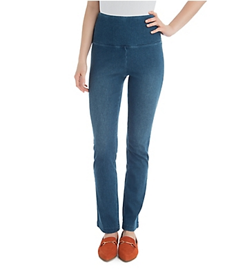 Lysse Leggings Denim Straight Leg Legging