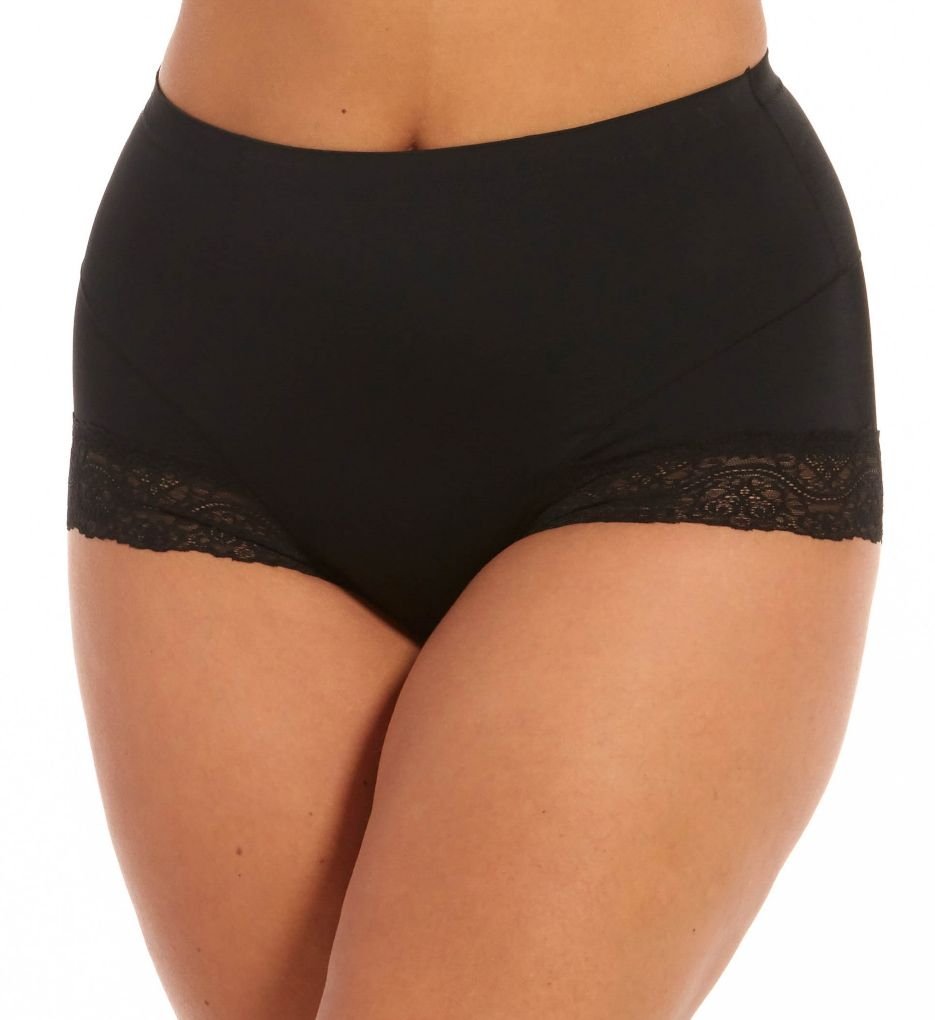 Magic Bodyfashion Dream Tummy Squeezer Panty with Lace
