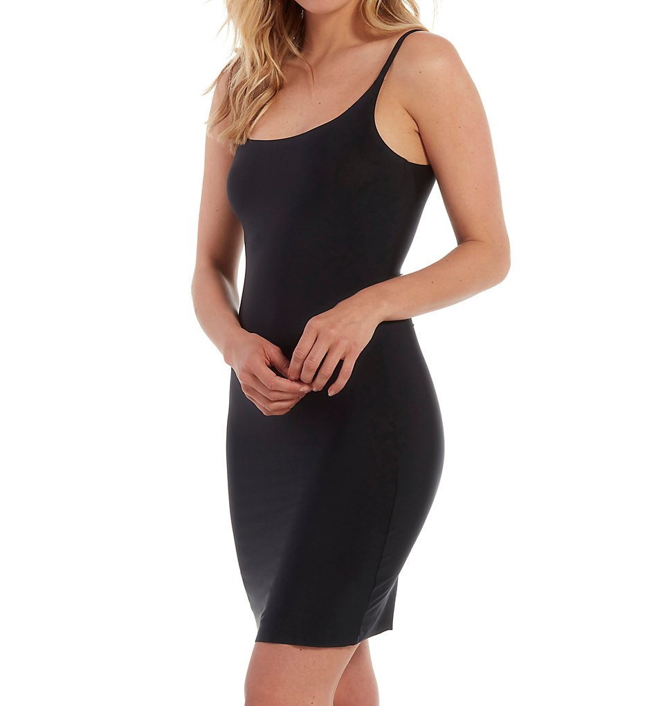 Magic Bodyfashion - Magic Bodyfashion 46DR Dream Dress Slip (Black S)