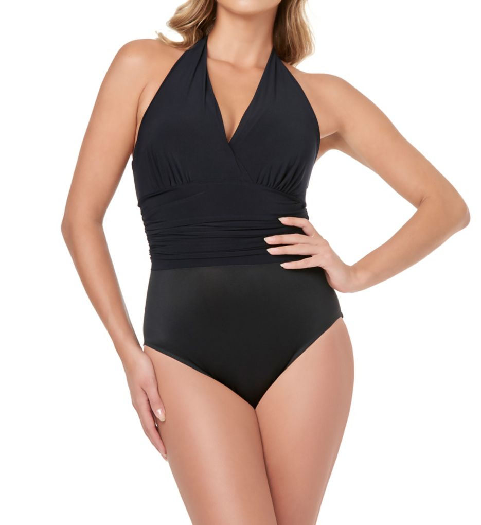 MagicSuit DD-Cup Solid Yves One Piece Swimsuit