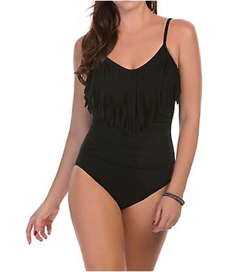 MagicSuit Solids Blaire Underwire One Piece Swimsuit