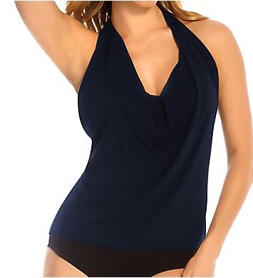 MagicSuit Solids Sophie Underwire Tankini Swim Top