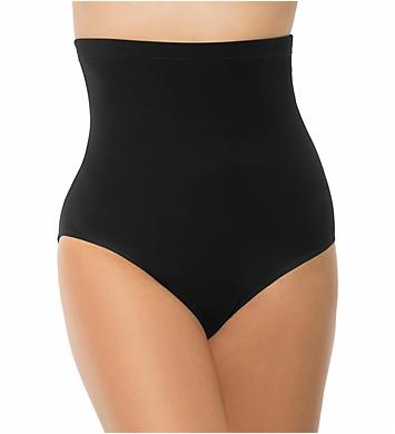 MagicSuit Solids Basic High Waisted Brief Swim Bottom