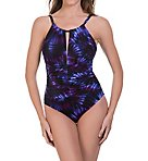 Culture Club Kat Wireless One Piece Swimsuit