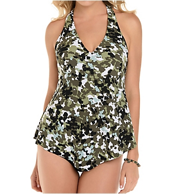MagicSuit Taylor Underwire Tankini Swim Top