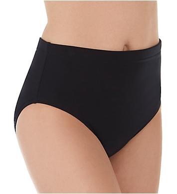 MagicSuit Solid Jersey Classic Brief Swim Bottom