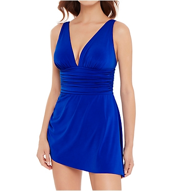 MagicSuit Solid Celine Wire Free One Piece Swimsuit
