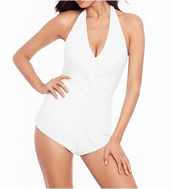 MagicSuit Twister Theresa Romper One Piece Swimsuit
