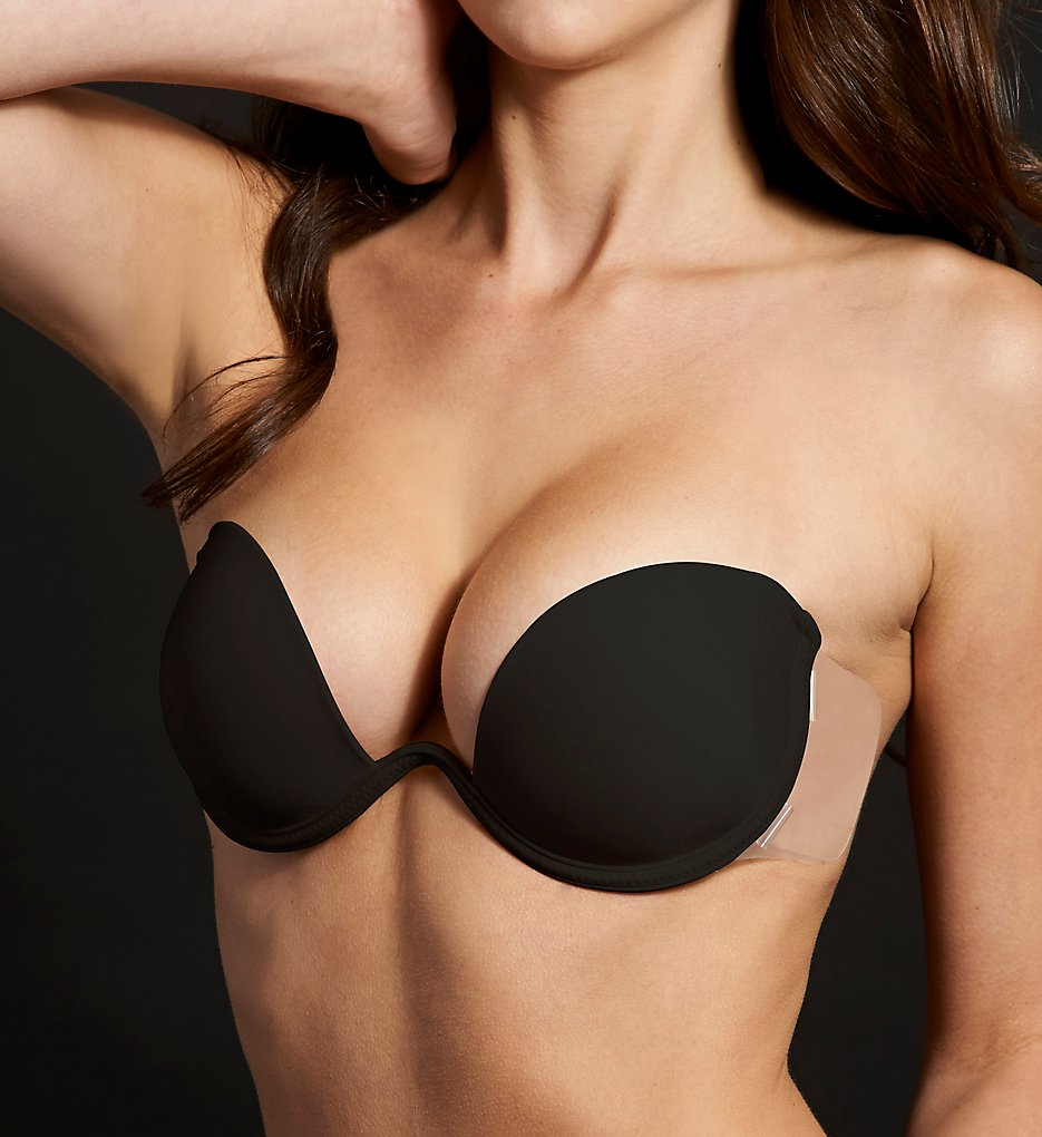 Maidenform Accessories - Maidenform Accessories M2228 Push Up Combo Wing Bra (Black 2)