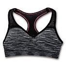 Seamfree Molded Mesh Back Sports Bra
