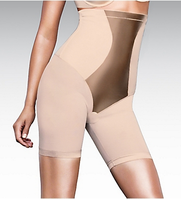 Maidenform Easy Up Hi Waist Thigh Slimmer