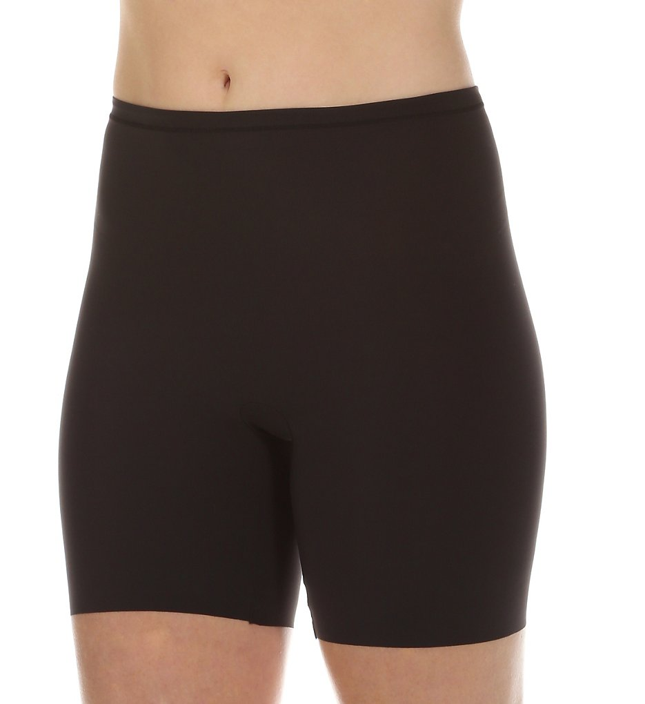 Maidenform - Maidenform 2060 Invisible Power Shorty (Black L)