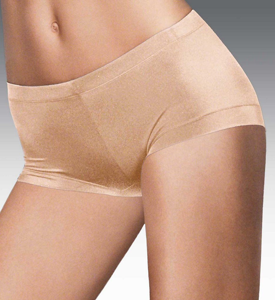 Maidenform - Maidenform 40774 Dream Microfiber Boyshort Panty (Body Beige 5)