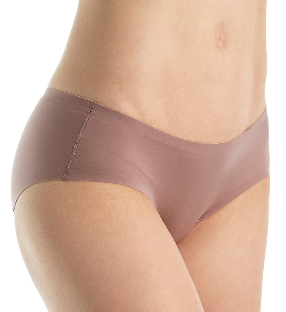 Maidenform - Maidenform 40851 Comfort Devotion Tailored Hipster Panty (Spicy Bronze/CreamSoda 5)