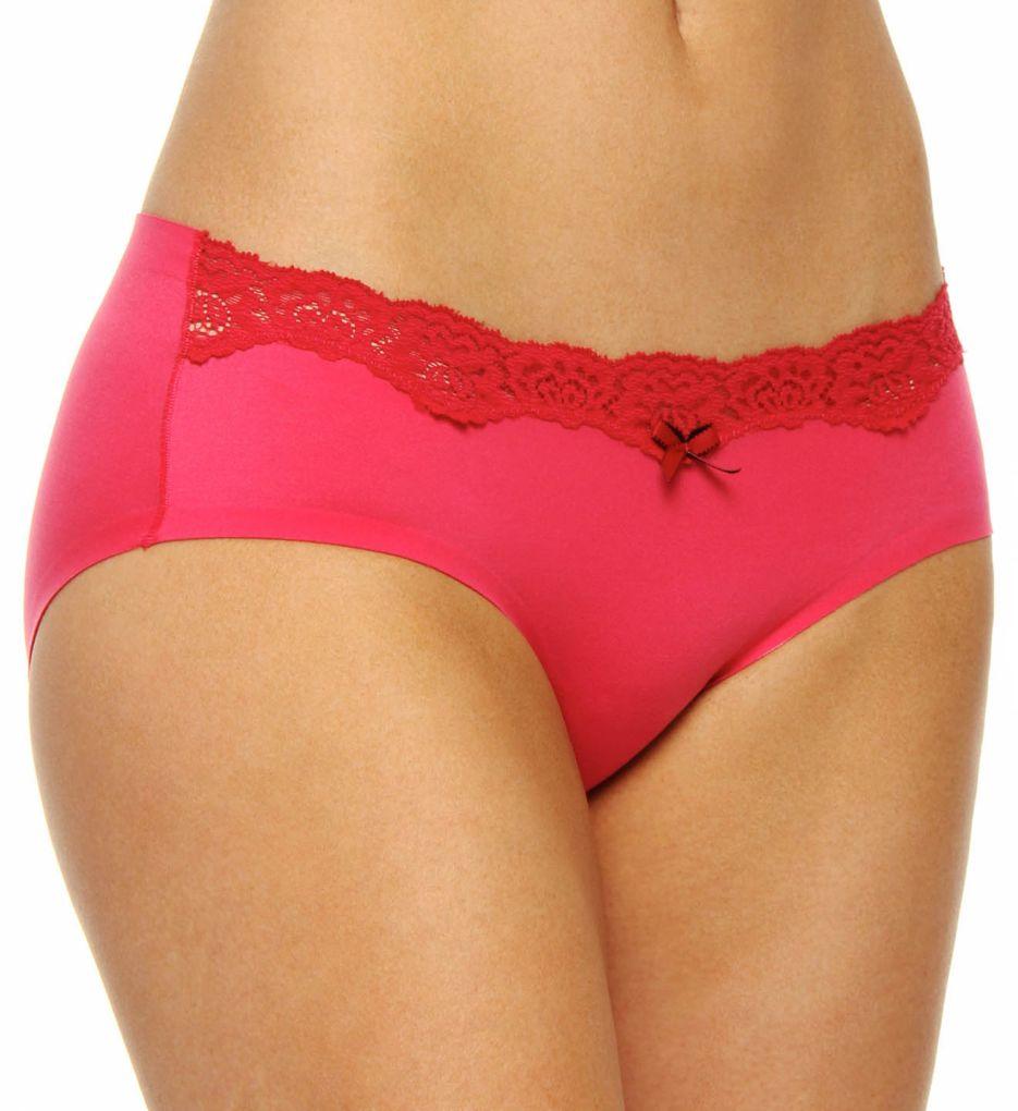 Maidenform Comfort Devotion Embellished Hipster Panty