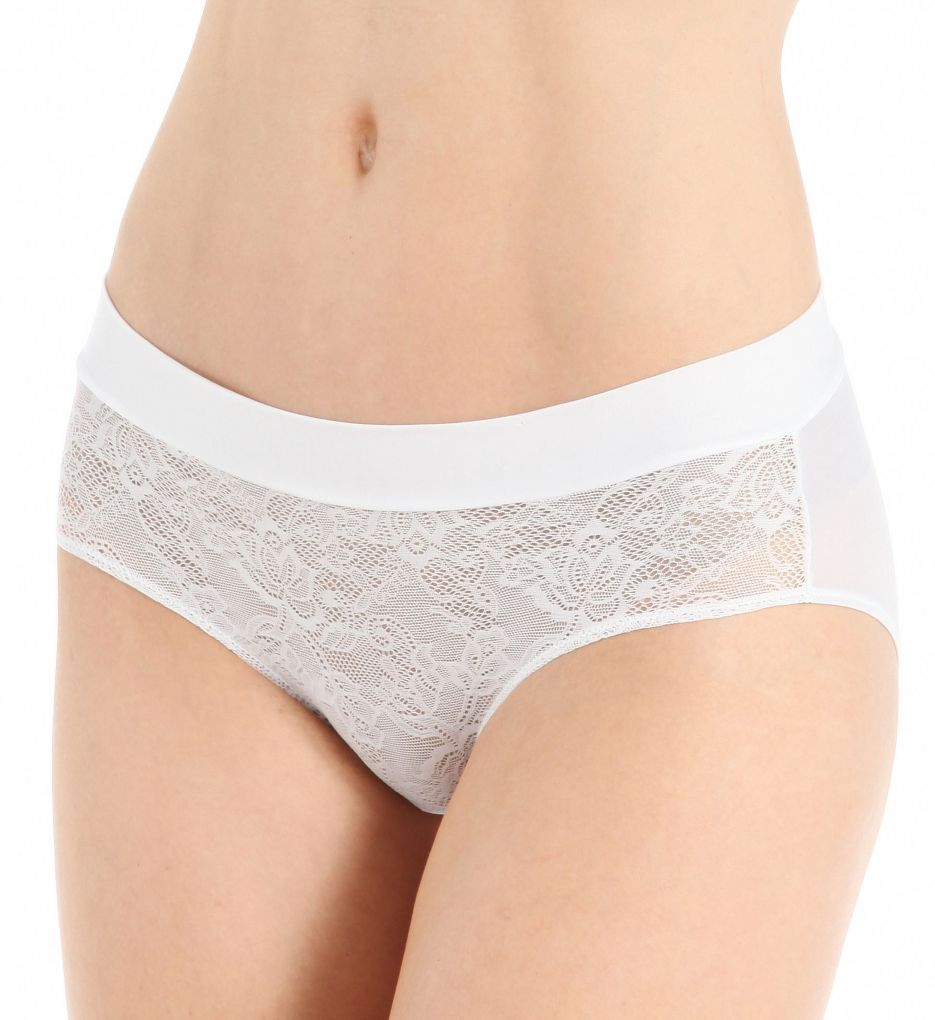Maidenform Smooth Luxe Wide Waist Hipster Panty