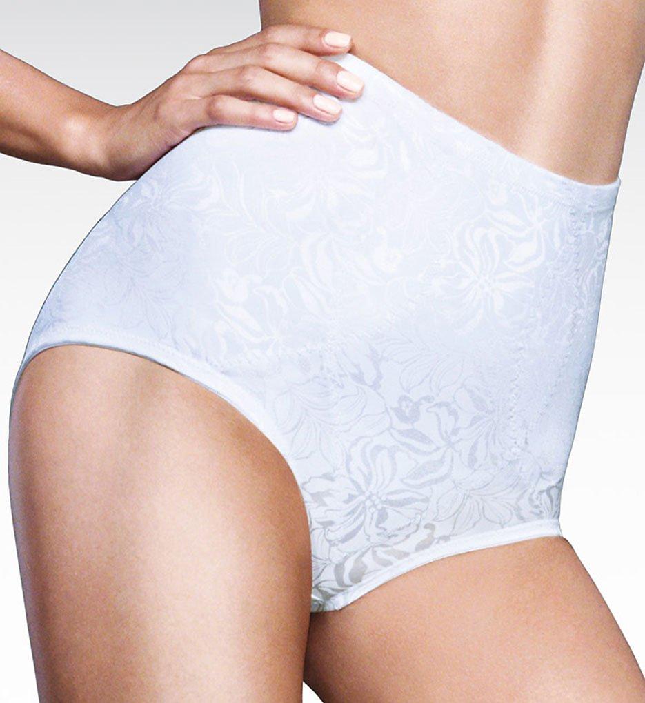 Maidenform - Maidenform 6854 Flexees Ultimate Slimmer Control Brief Panty (White XL)
