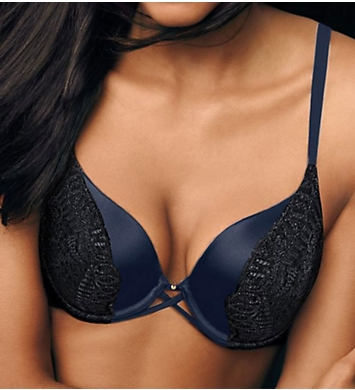 Maidenform Custom Lift Extra Coverage Bra with Lace