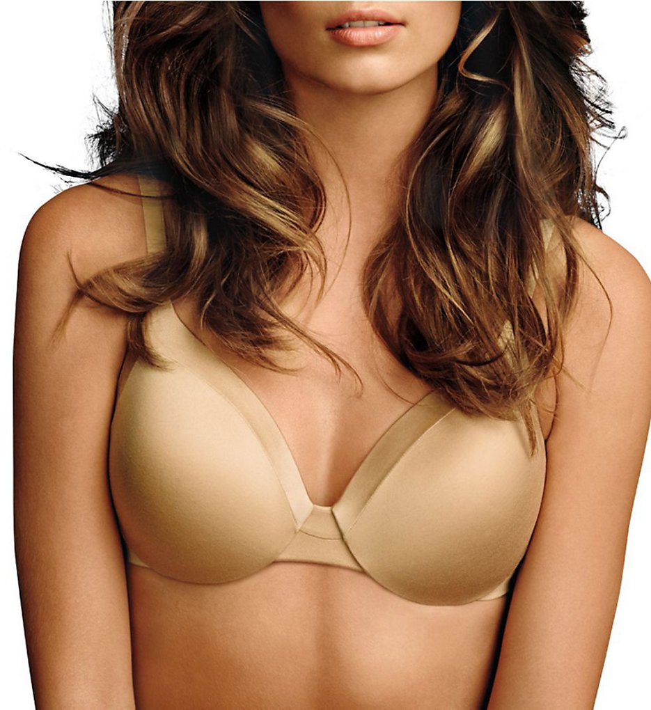 Maidenform - Maidenform 9436 Comfort Devotion Extra Coverage Underwire Bra (Body Beige 34C)