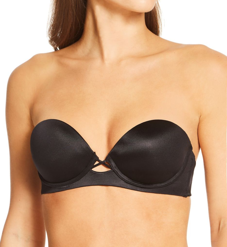 Maidenform Comfort Devotion Padded Strapless Convertible Bra