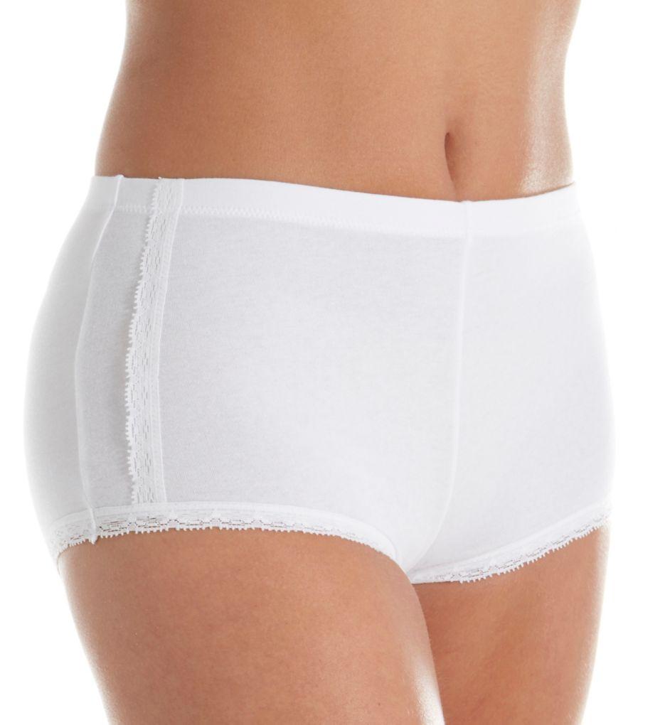 Maidenform One Fab Fit Cotton Boyshort Panty