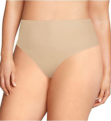 4973f6313b Maidenform Tame Your Tummy Curvy Plus Size Thong DM0053 - Maidenform ...