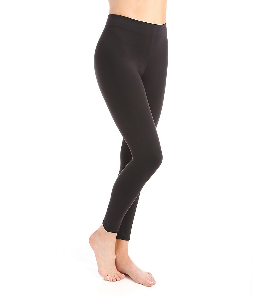 Maidenform - Maidenform DM1001 Fat Free Dressing Shaping Legging (Black 2X)