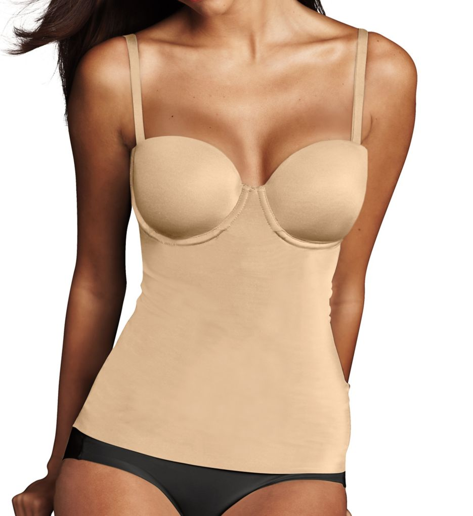 Maidenform Endlessly Smooth Foam Cup Camisole
