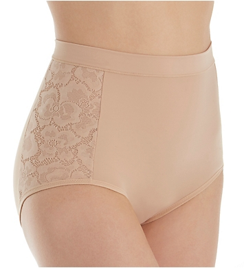 e755ee9ed8a Maidenform Firm Foundations Tummy Tamers Brief Panty DM1028 ...