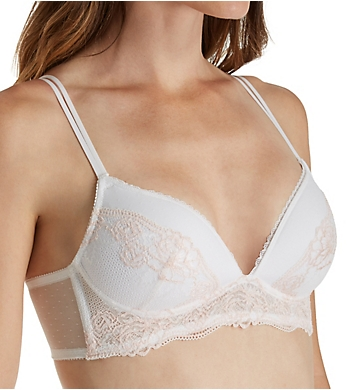 Maidenform Casual Comfort Wirefree Lace Bralette