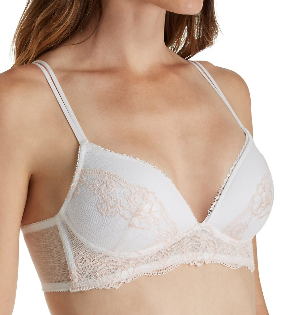 ea841ad9e2ab6 Maidenform Casual Comfort Wirefree Lace Bralette DM1178 - Maidenform ...