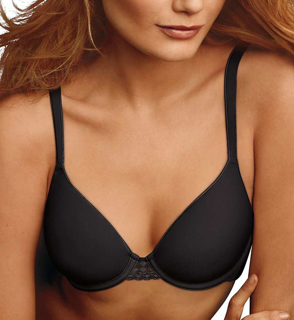 Maidenform - Maidenform DM7986 One Fab Fit Spacer Foam Bra (Black 40D)