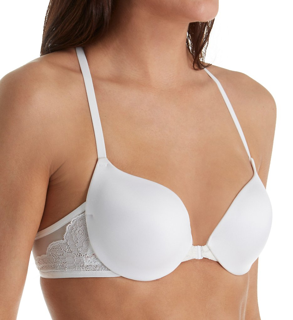 f3a2fb0d88 Maidenform Love the Lift Push Up and In Lurex T-Back Bra DM9901 ...