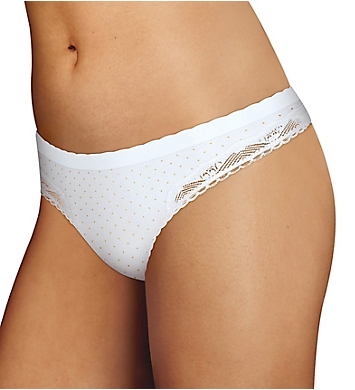 Maidenform Casual Comfort Seamless Thong