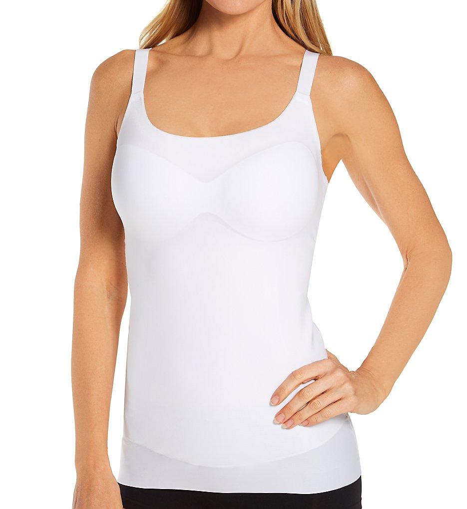 Maidenform - Maidenform DMS086 Power Players Shaping Camisole (White XL)