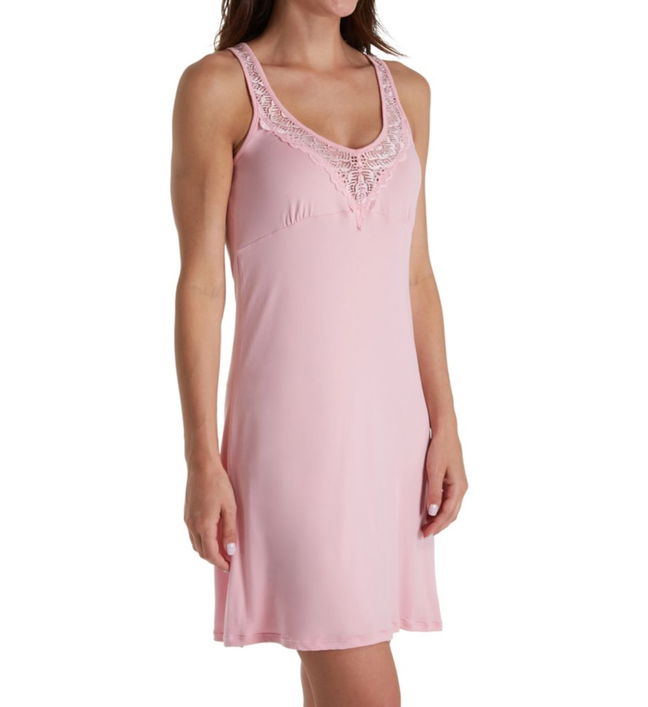 Maidenform Lace V Neck Chemise