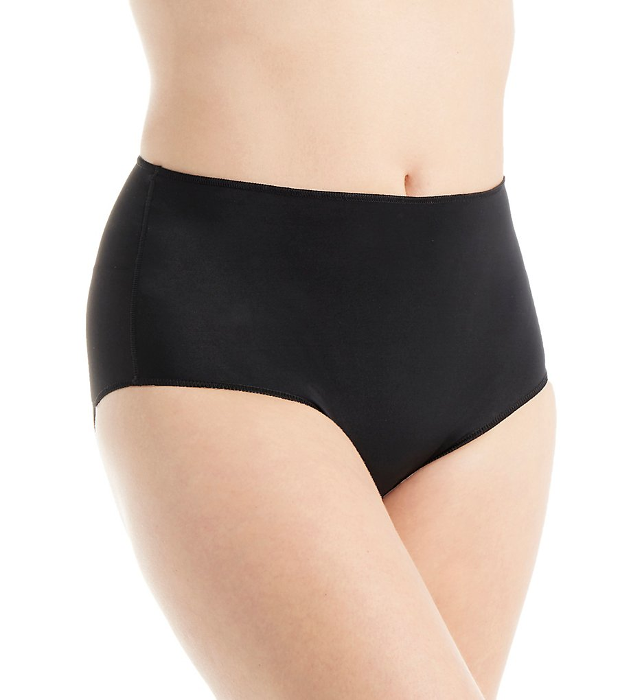 Maison Lejaby - Maison Lejaby 5304 Invisibles Full Brief Panty (Black XS)