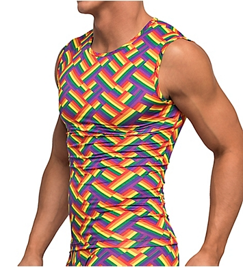 Male Power Pride Fitness Tank