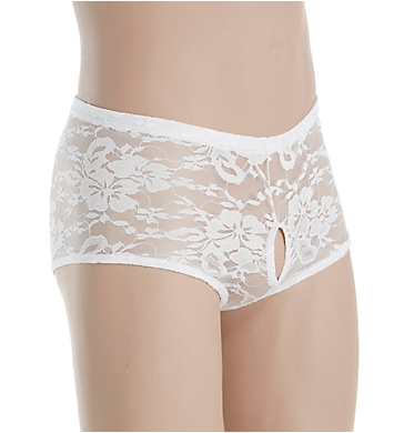 Male Power Stretch Lace Double Pleasure Trunk